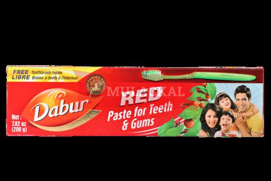 DABUR Herbal Red Toothpaste 200g