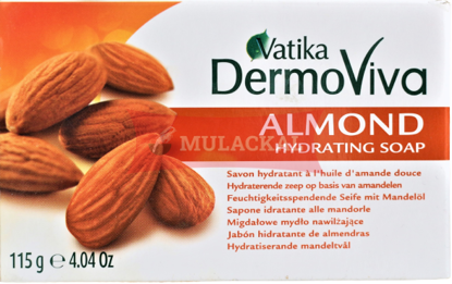 DABUR Almond Soap 115g
