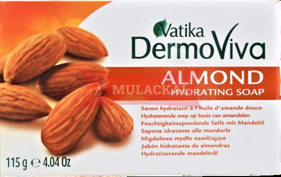 DABUR Almond Soap 115g