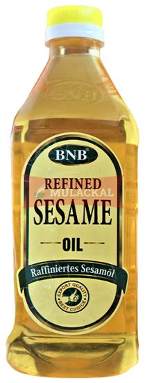 BNB Sesame Oil refined 500ml