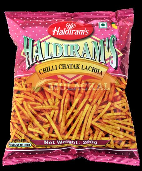 HALDIRAM Chilli Chatak Lachha 200g