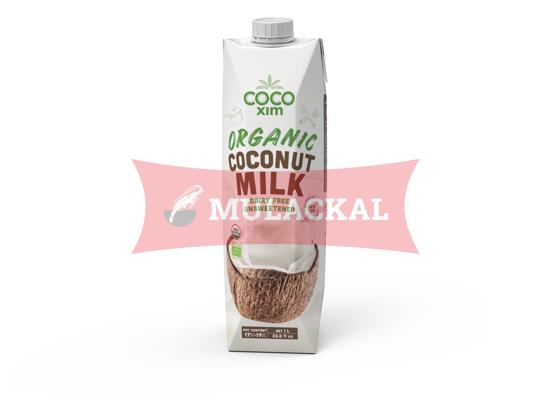 COCOXIM Organic Coconut milk 1L