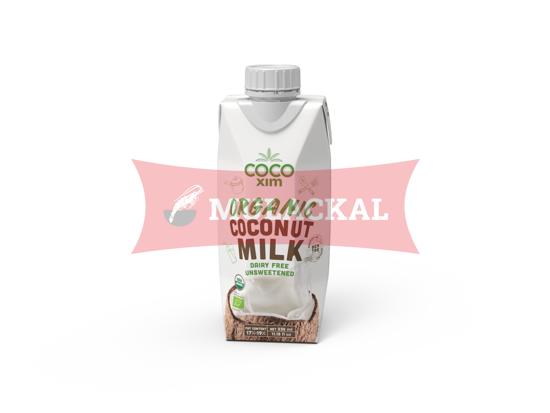 COCOXIM Organic Coconut milk 330ml