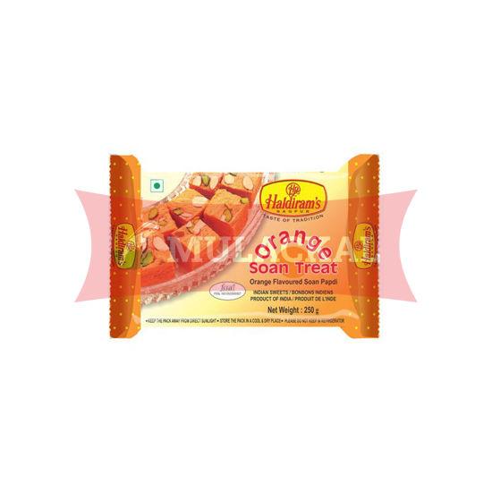 HALDIRAM Orange Soan Papdi 250g