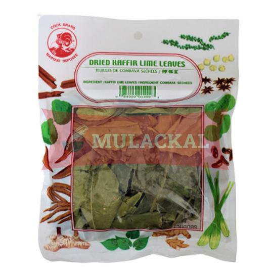 COCK Dried Kaffir Lime Leaves 60g
