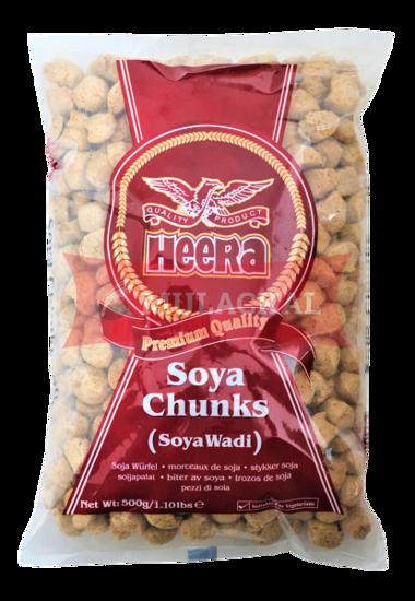 HEERA Soya Chunks 500g