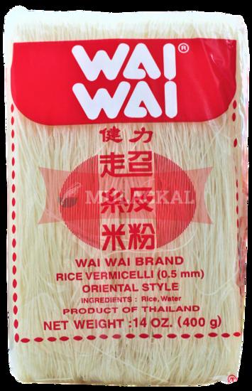 WAI WAI Reis noodles  400g