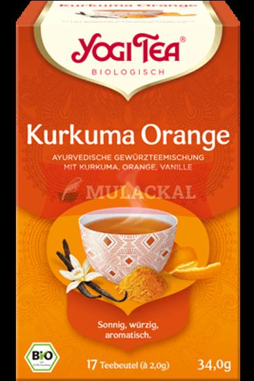 YOGI Kurkuma Orange Tee 40g