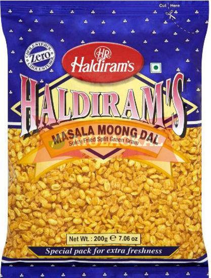 HALDIRAM Moong Dal Masala 200g