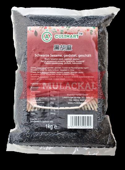CULINART Roasted Sesame Seeds Black 1kg