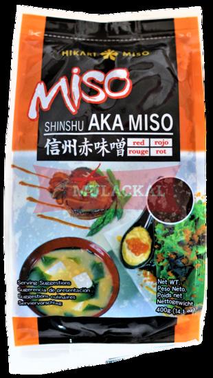 HIKARI Miso Paste Red 400g