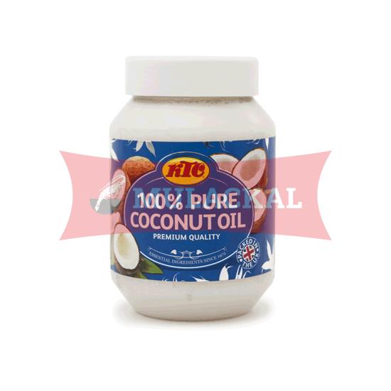 KTC Coconut Oil 500g