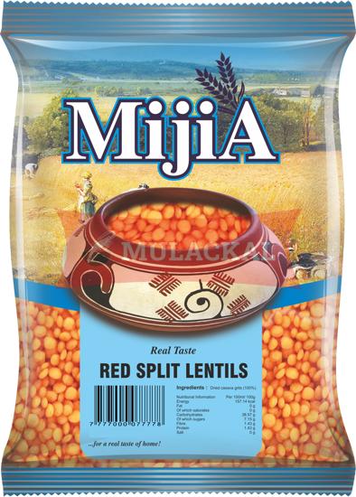MIJIA Red Split Lentils 500g