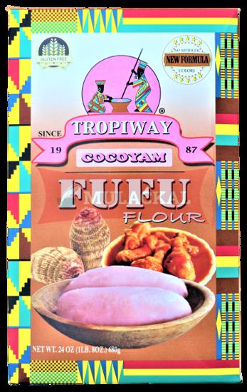 TROPIWAY Fufu Flour(COCOYAM) 680g