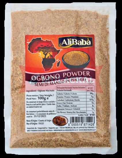 ALIBABA Ogbono Ground 100g