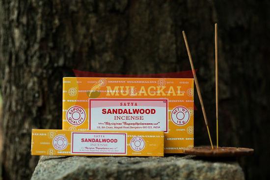 Satya Srinivas Sandal Wood Incense 15g