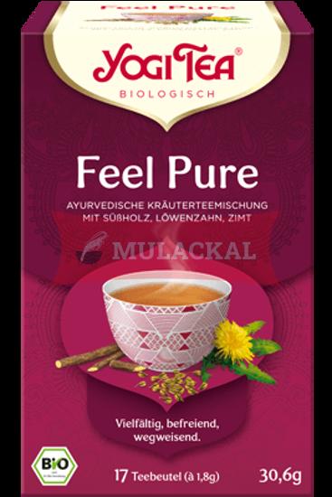 YOGI TEA Feel Pure Bio 30.6g