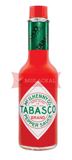 Tabasco Red Pepper Sauce 140ml
