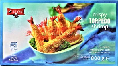 MULACKAL Torpedo (Breaded Shrimps) 800g