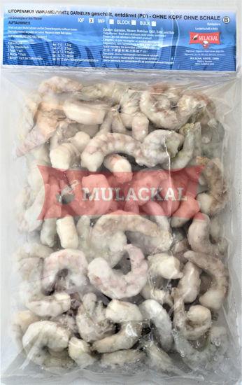 MULACKAL White Tiger Shrimps PD 31/40 1kg