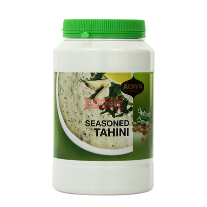 ACHVA Tahina seasoned 500g