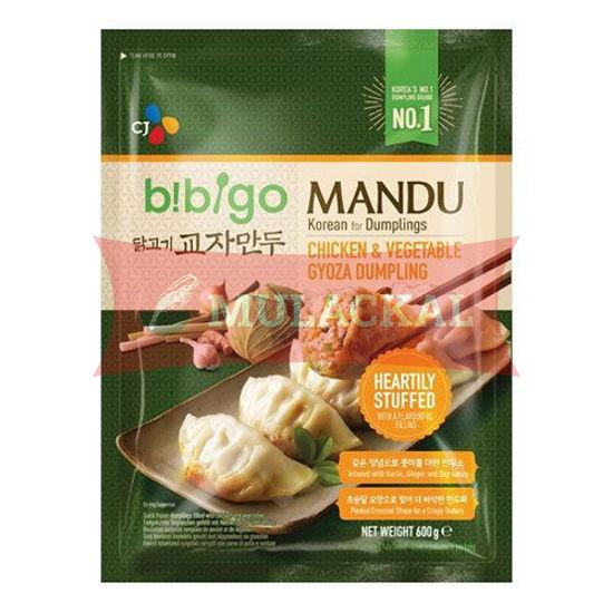 BIBIGO Mandu Gyoza Chicken 600g
