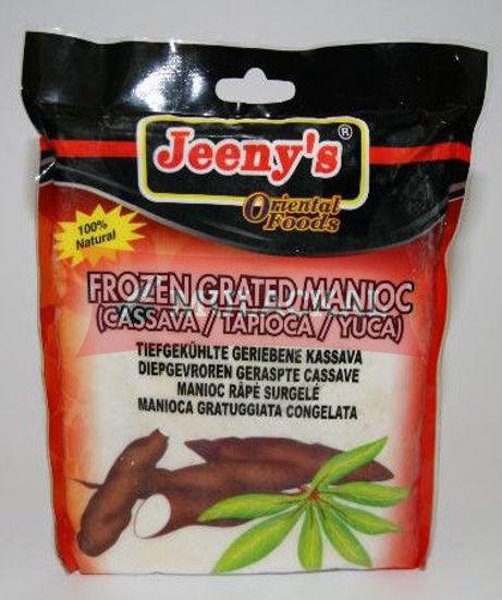 Grated Cassava/Maniok 454g