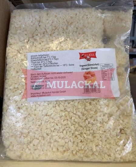 MULACKAL Ginger sliced 1kg
