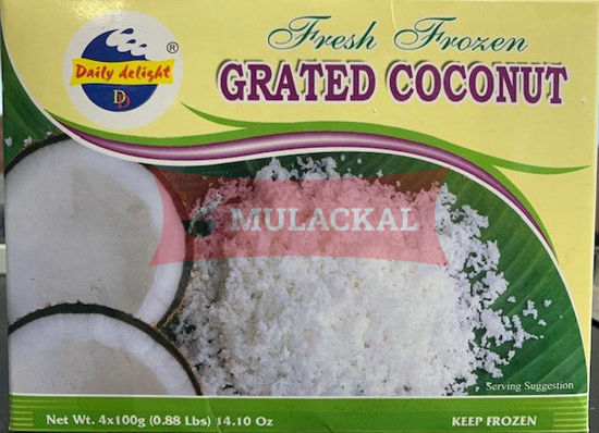 DAILY DELIGHT grated Coconut 400g