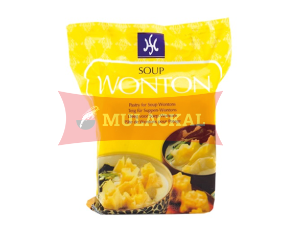 Wontonsheet for soup 500g