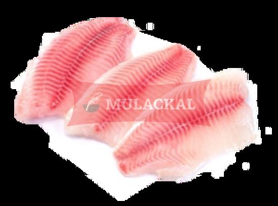 MULACKAL Tilapia fillet 120-180g 1kg