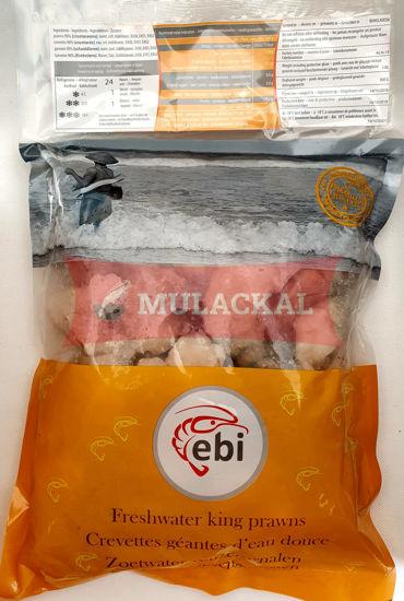 EBI freshwater Shrimps 8/12 1kg