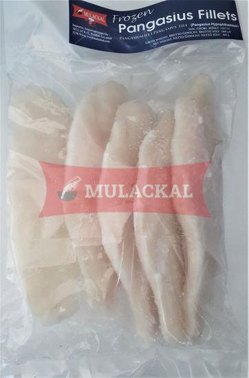 MULACKAL Pangasius fillet 120-170g 1kg