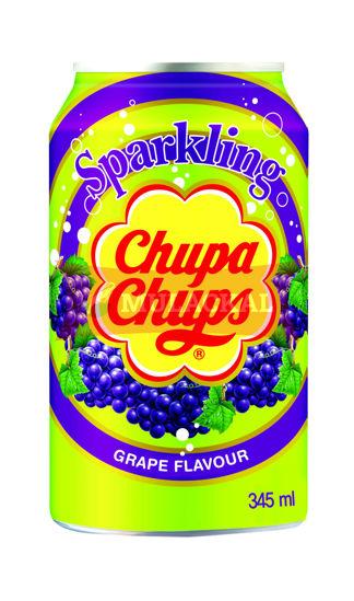 CHUPA CHUPS Grape Juice 345ml