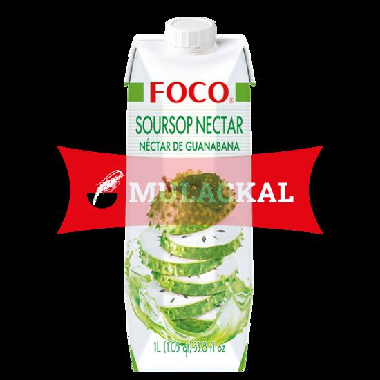 FOCO Soursop (Guanabana) Nectar Juice 1L