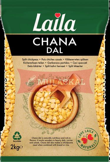 LAILA Chana Dal 2kg