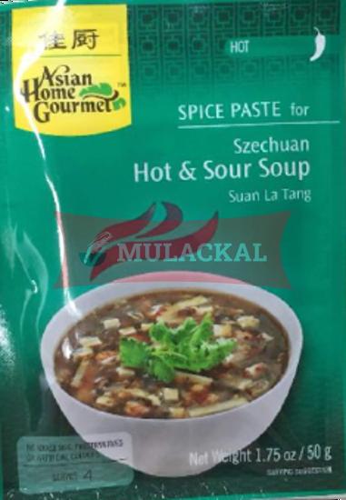 Picture of AHG Szechuan Hot & Sour Soup 12x50g