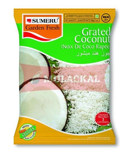 SUMERU Grated Coconut 48x200g