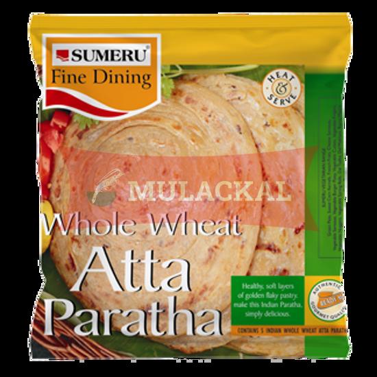 SUMERU Whole Wheat Paratha 24x300g