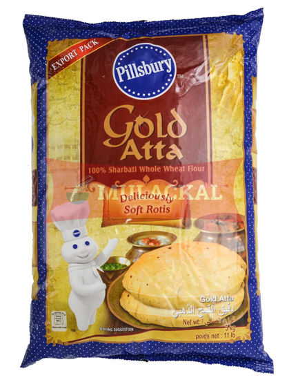 PILLSBURRY Chapatti Atta Fresh Gold 4x5kg