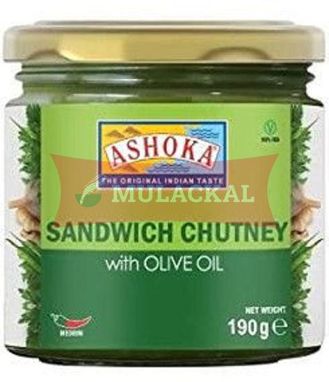 ASHOKA Sandwich Chutney 6x280g