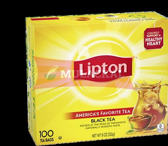 LIPTON Tea Bag (100)12x150g