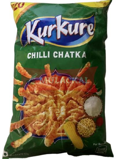HEERA Kurkure Chilli Chataka (10/60) 24x90g