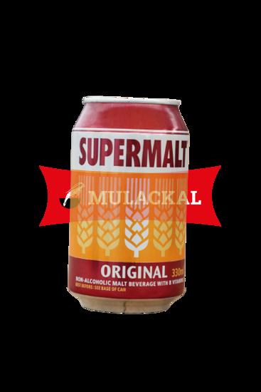 SUPERMALT Slim Can 24x330ml