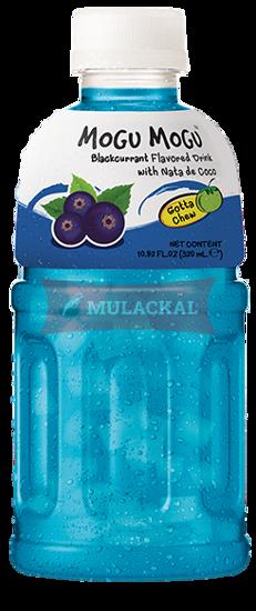 MOGU MOGU Black Currant Flavoured 24x320ml