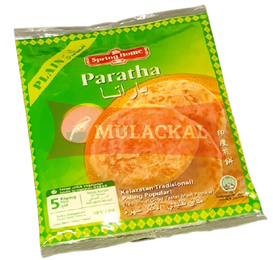 Picture of SPRING HOME Paratha Plain 24x325g